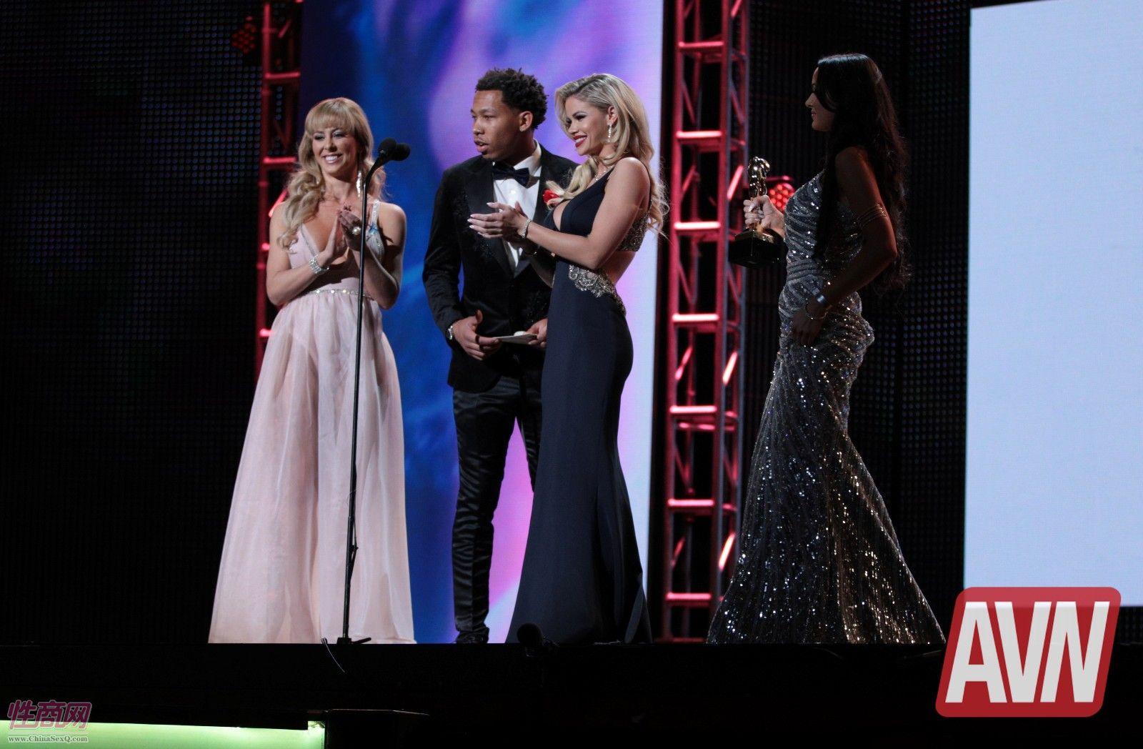 18拉斯维加斯成人展AVN:颁奖典礼 (53)