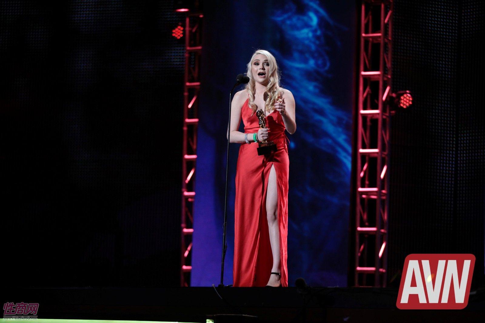 18拉斯维加斯成人展AVN:颁奖典礼 (64)