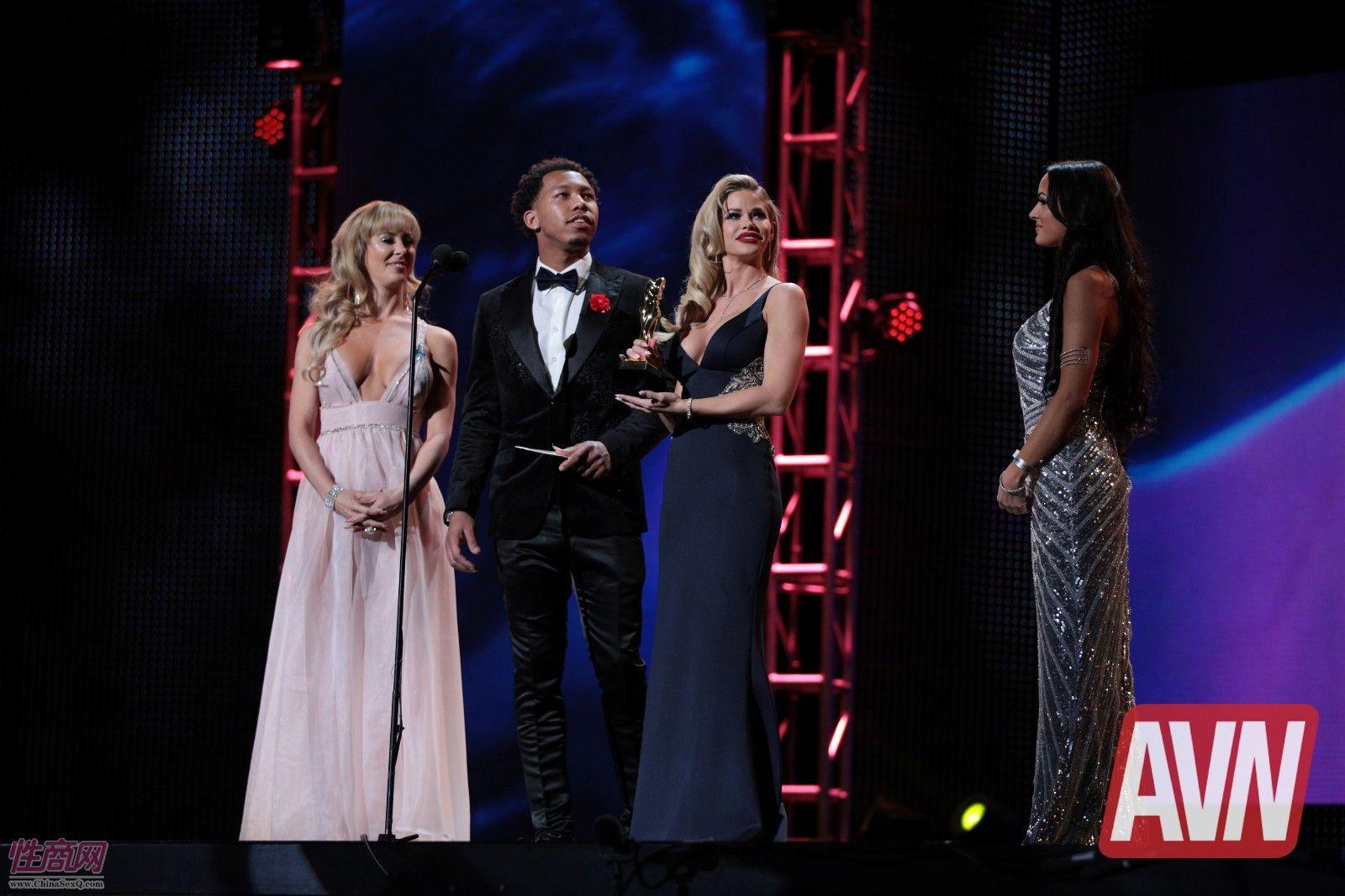 18拉斯维加斯成人展AVN:颁奖典礼 (72)