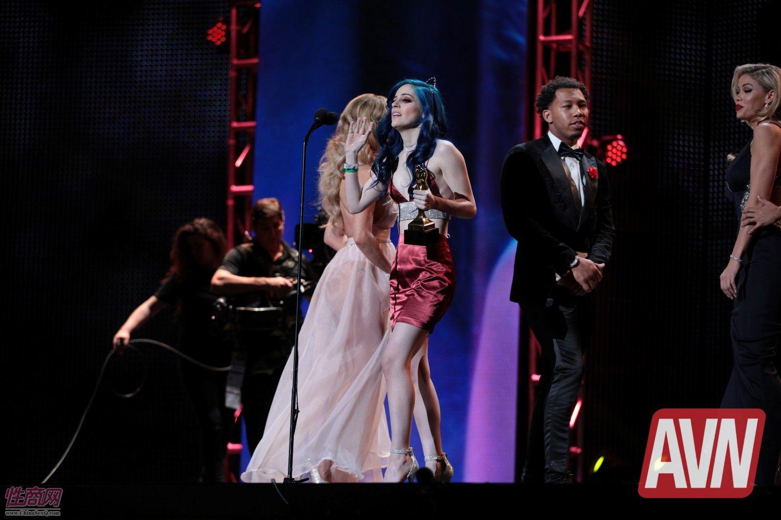 18拉斯维加斯成人展AVN:颁奖典礼 (74)