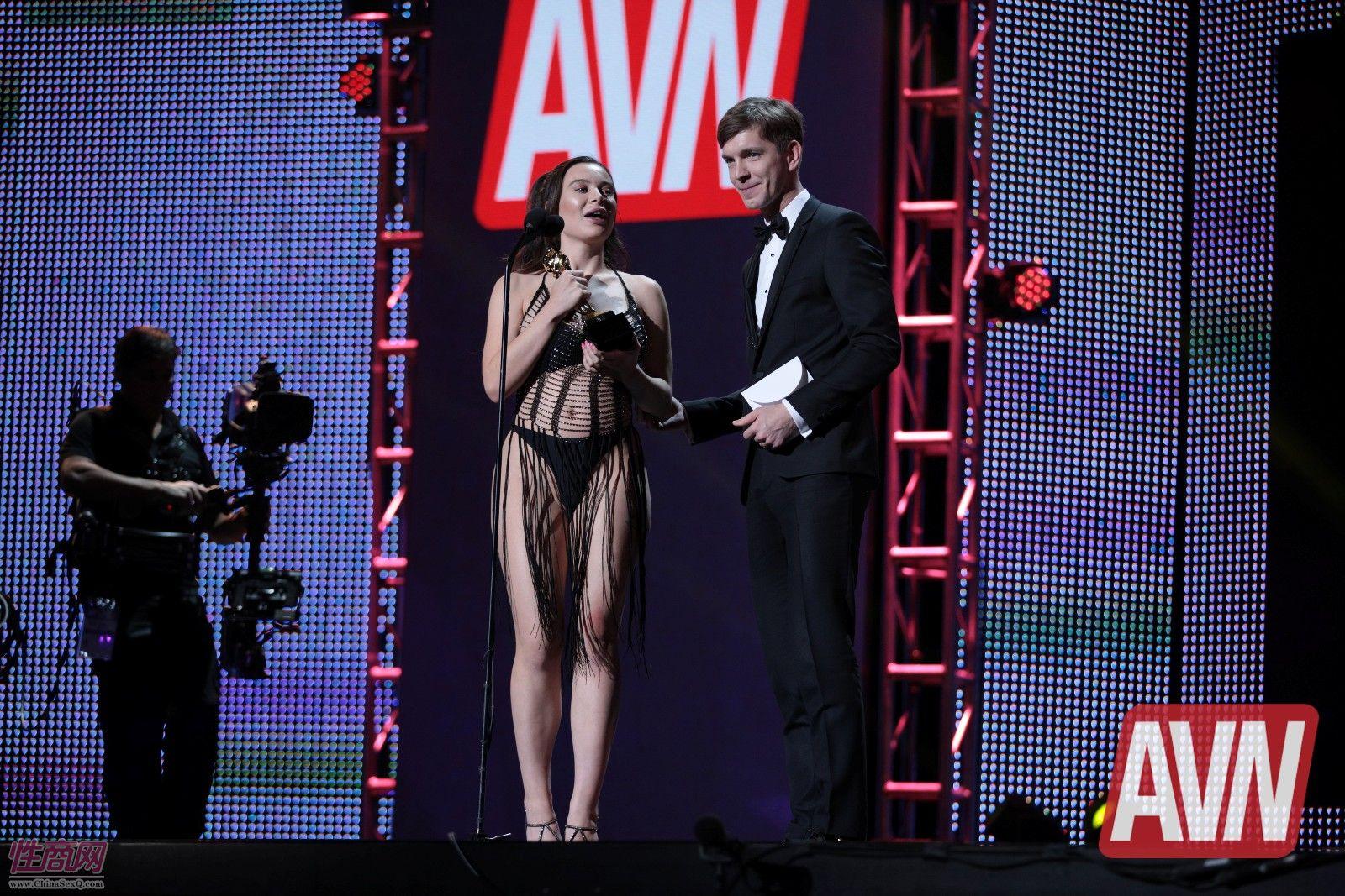 18拉斯维加斯成人展AVN:颁奖典礼 (89)
