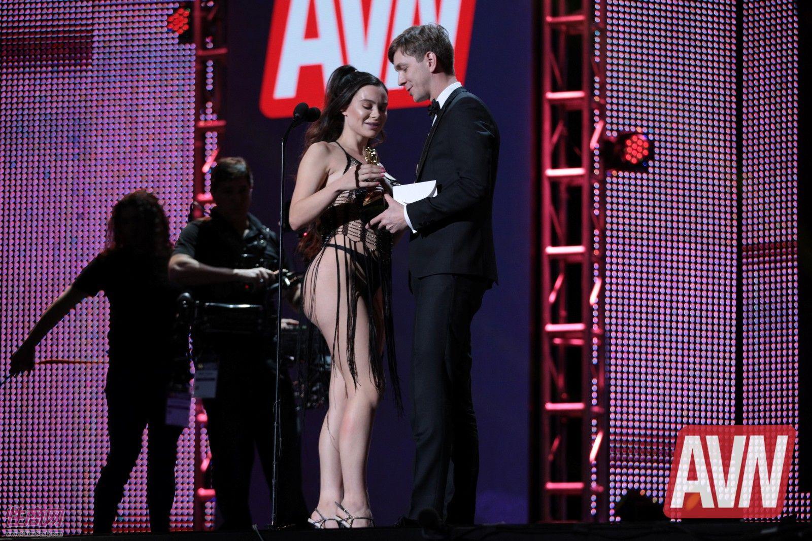 18拉斯维加斯成人展AVN:颁奖典礼 (93)
