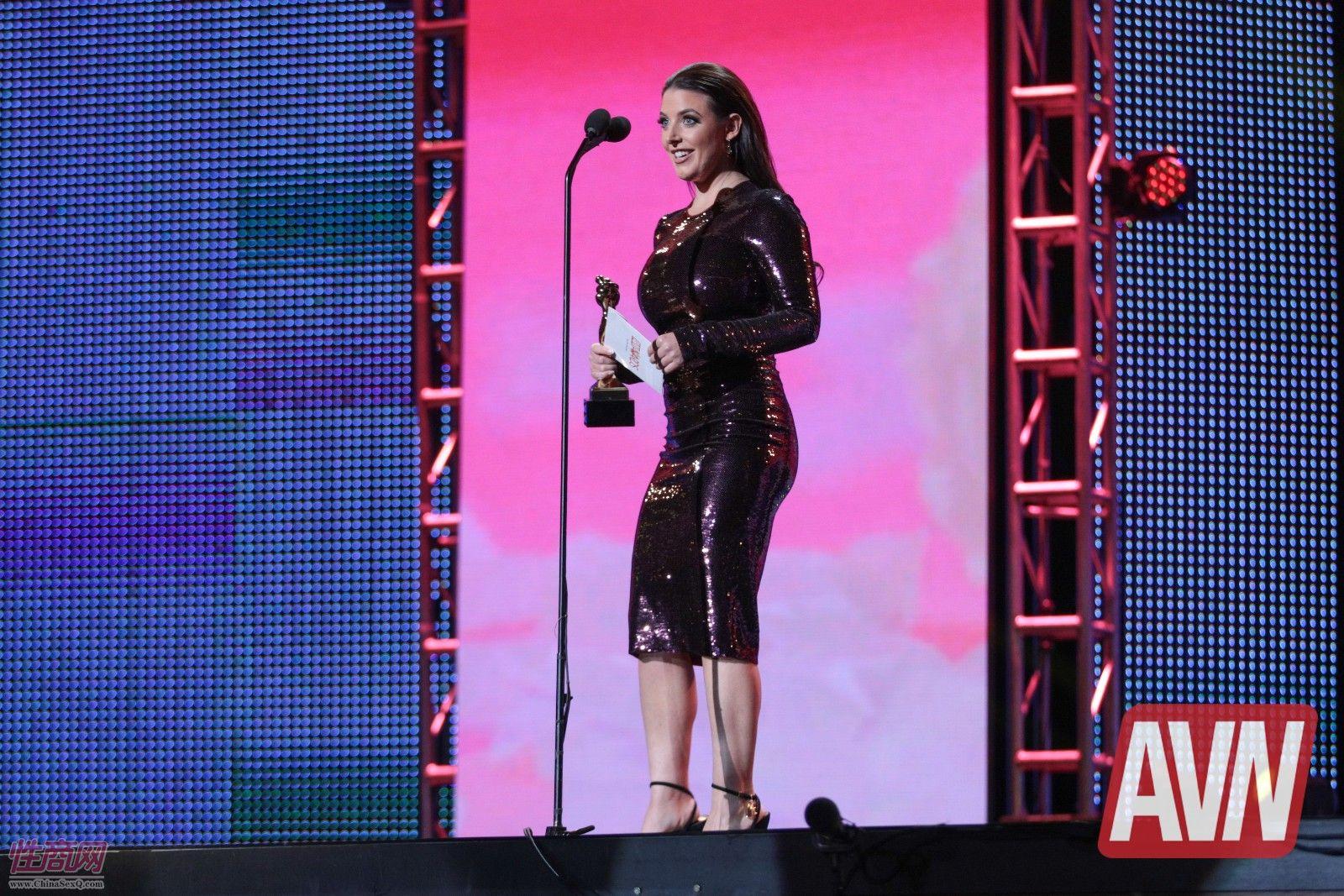 18拉斯维加斯成人展AVN:颁奖典礼 (84)