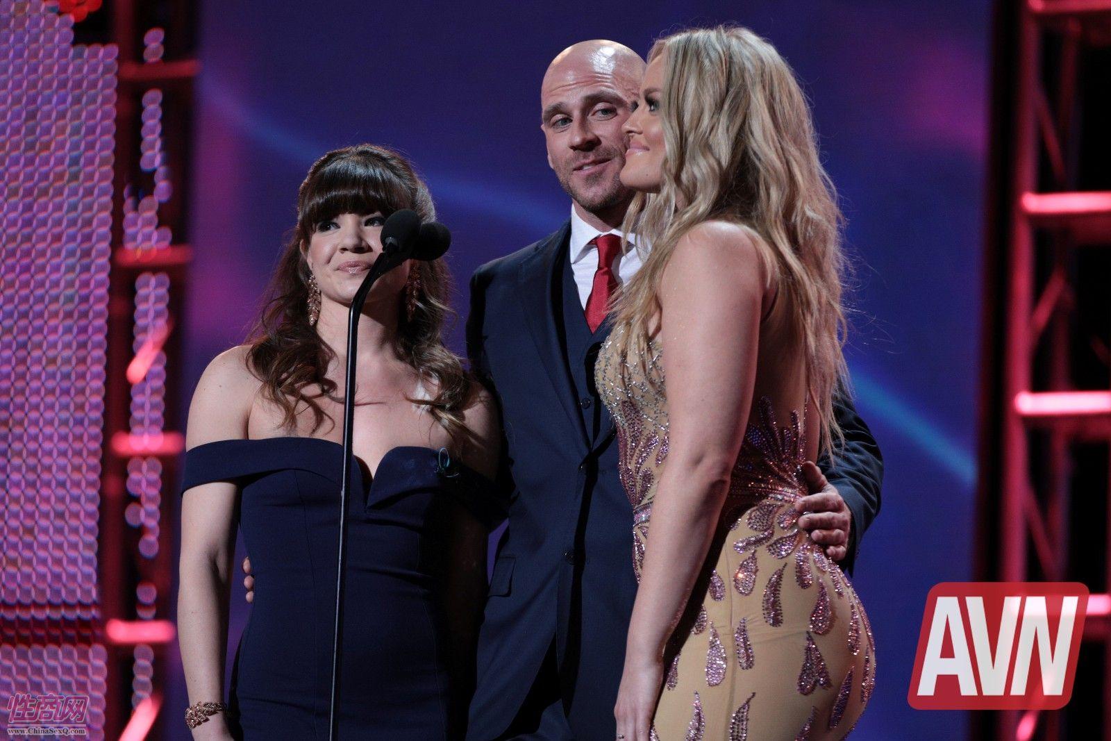 18拉斯维加斯成人展AVN:颁奖典礼 (86)