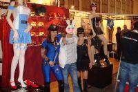 情趣制服、SM面罩展商
