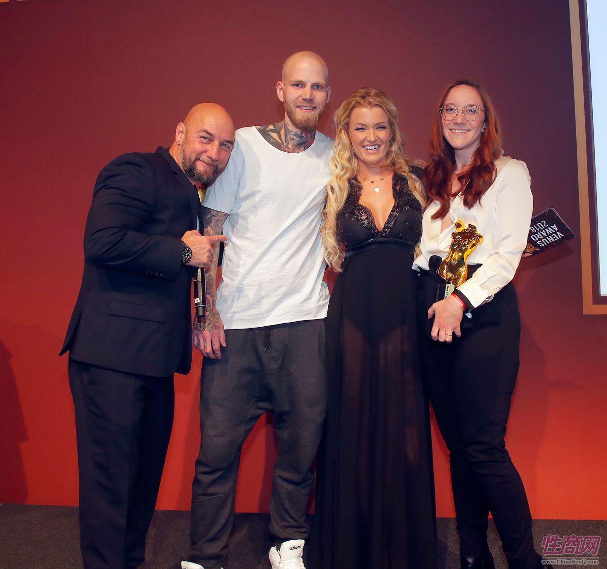 柏林成人展VENUS:颁奖典礼 (3)