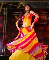 俄罗斯传统舞蹈表演
