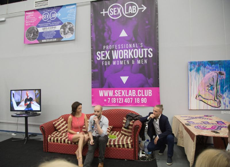性健康锻炼俱乐部SexWorkoutClub
