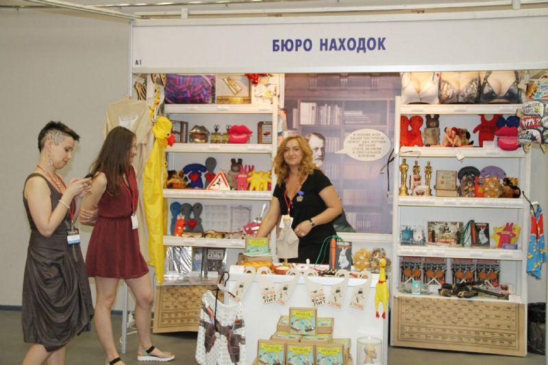 俄罗斯传统工艺品展商
