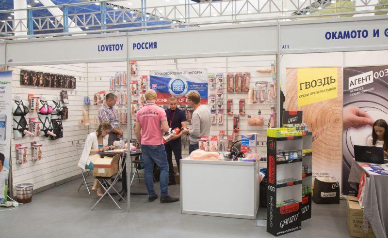 俄罗斯性玩具展商