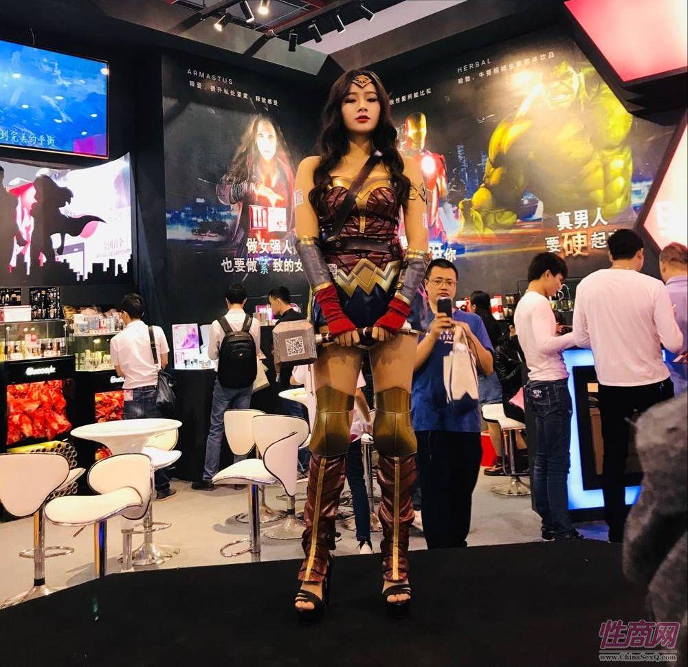 18年广州性文化节-美女模特 (15)