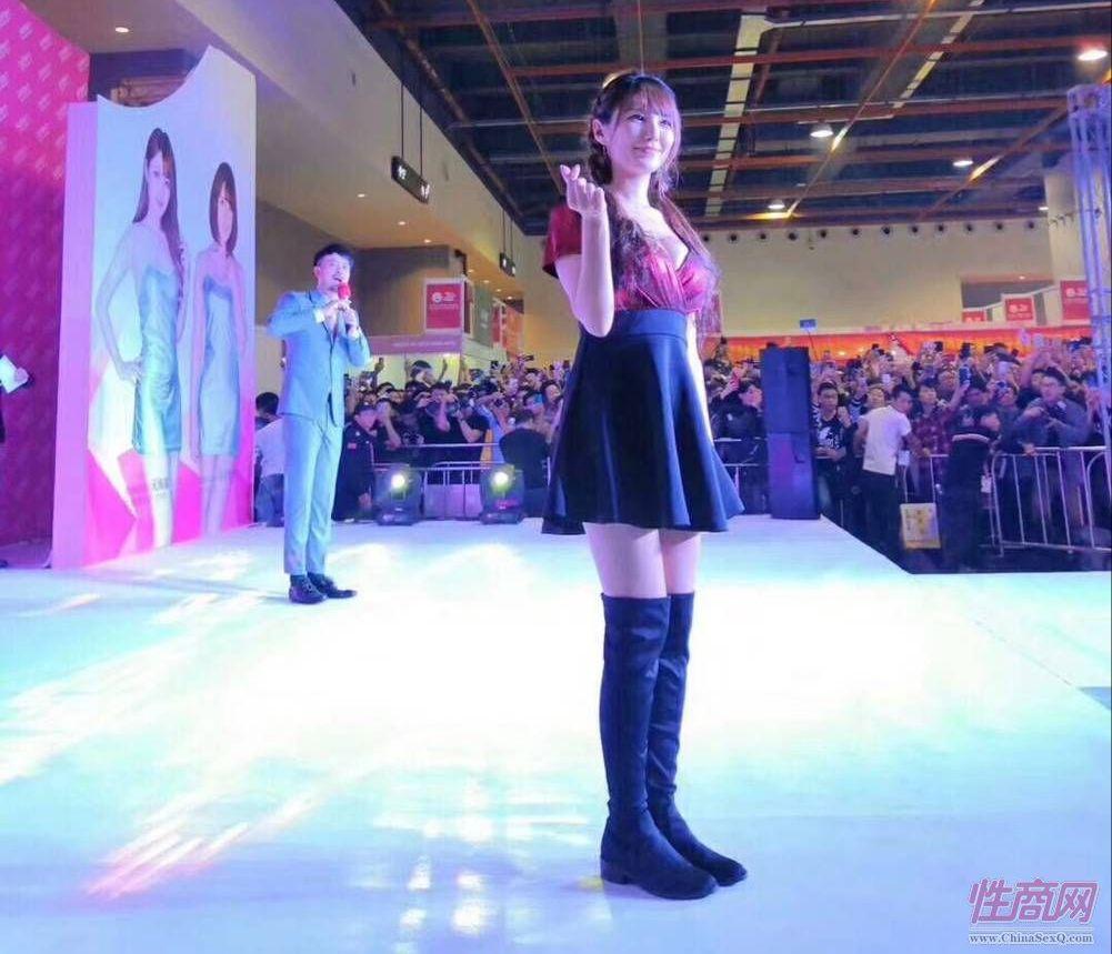 18年广州性文化节女优助阵 (13)