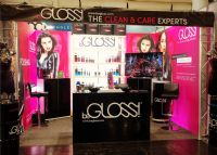 bgGloss展台