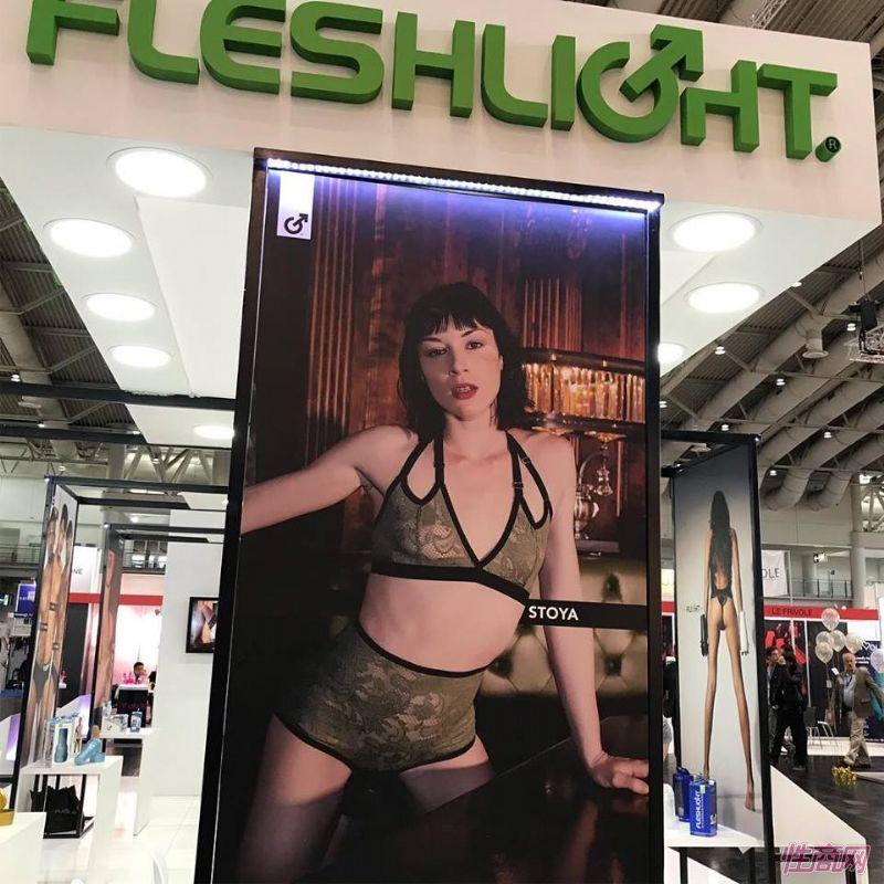 FleshLight展台