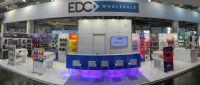 EDC展台