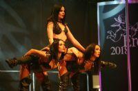 性感舞蹈表演,带有一点东欧魔幻色彩