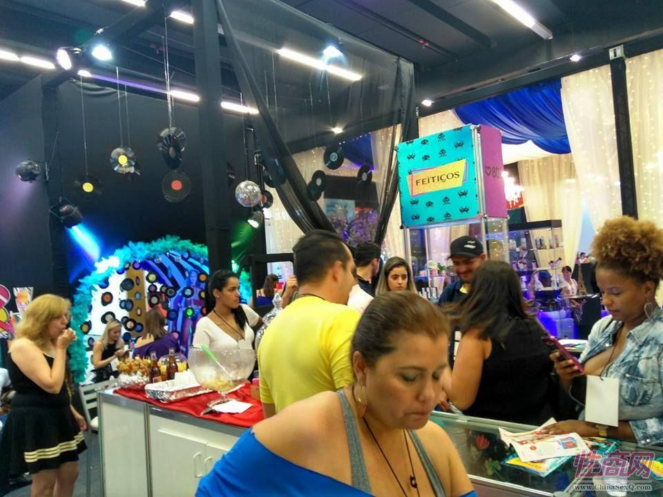 18巴西成人展Intimiexpo:现场报道 (20)
