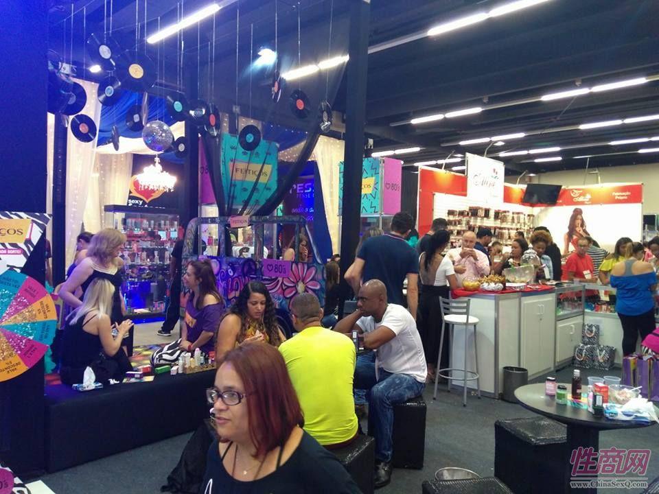 18巴西成人展Intimiexpo:现场报道 (32)
