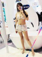 18上海成人展-现场模特 (3)