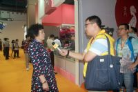 广东卫视采访李总