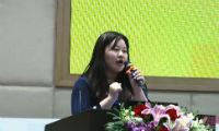情趣达人小红分享创业经历-2017上海成人展产业高峰论坛
