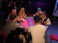展馆内还设有小型赌场