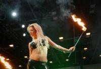 火焰代表生命和激情