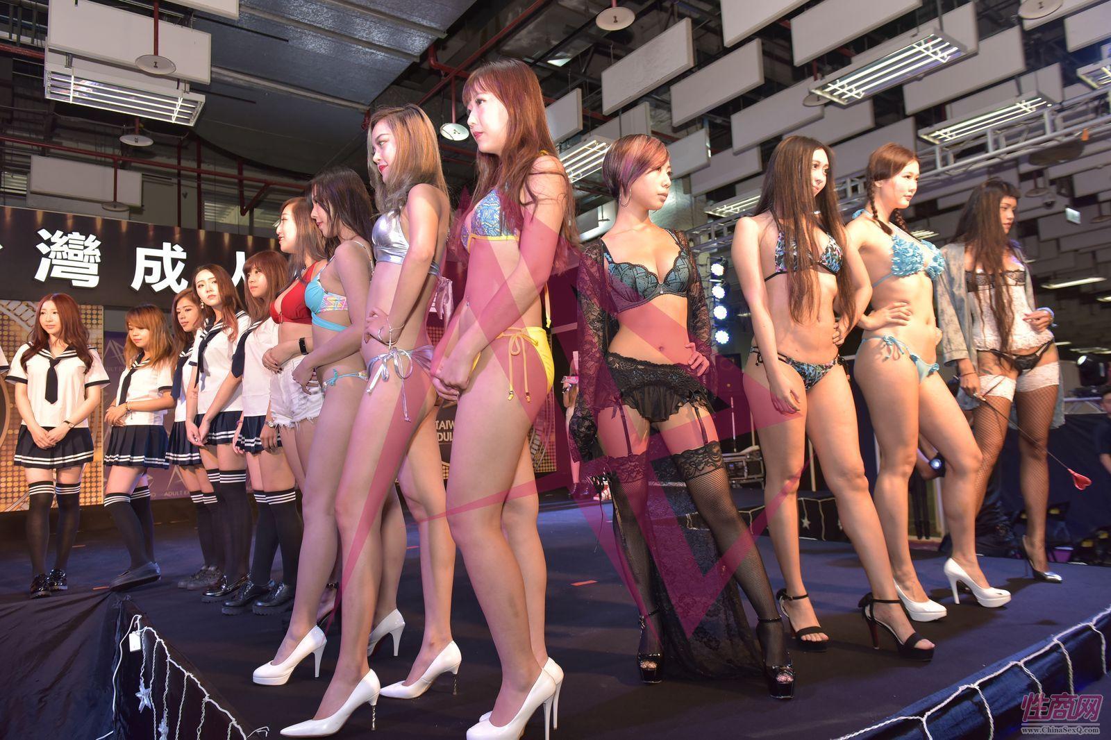 主办方还邀请了众多台湾本土知名模特嘉宾助阵