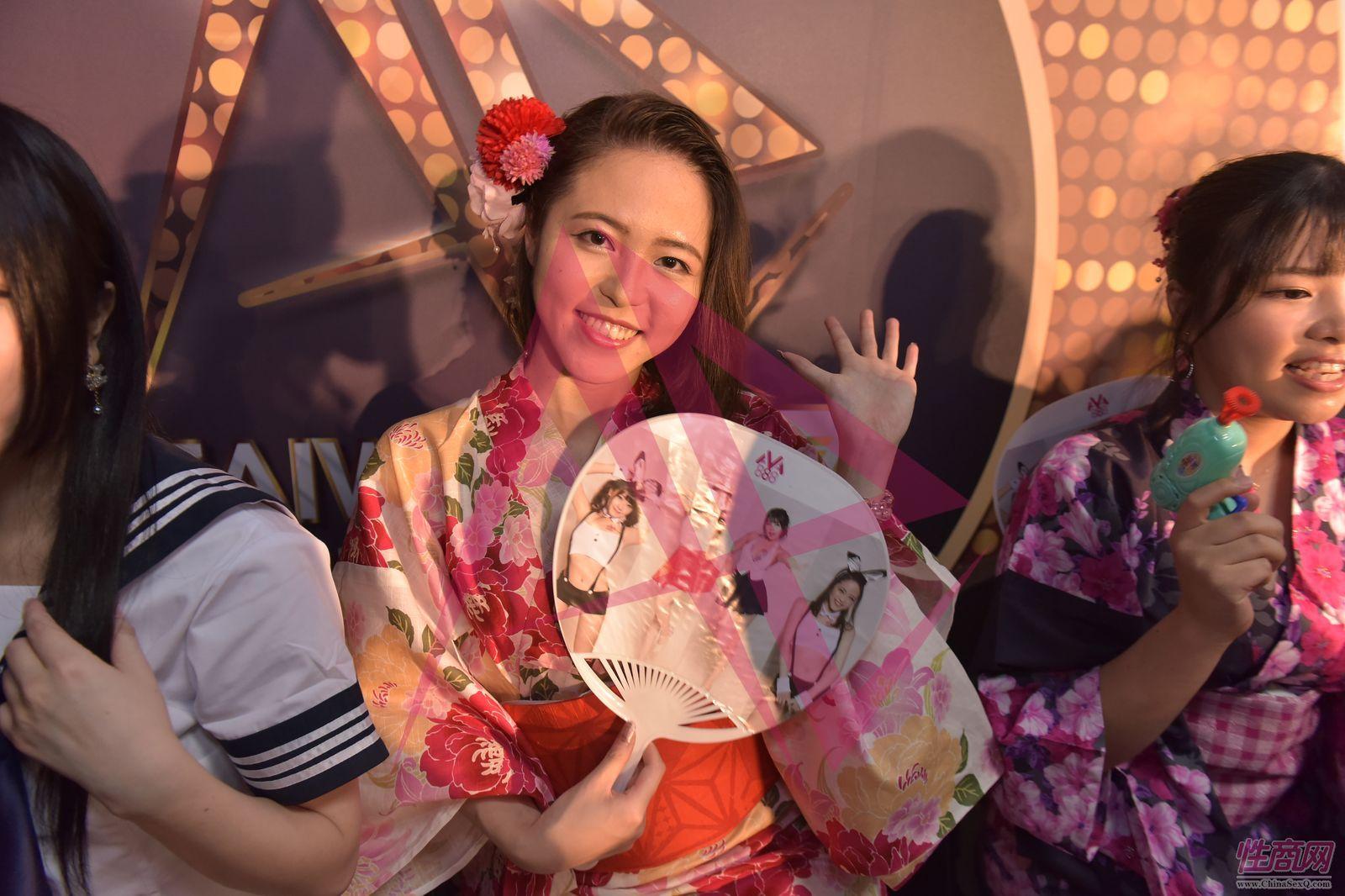 日本和服女神