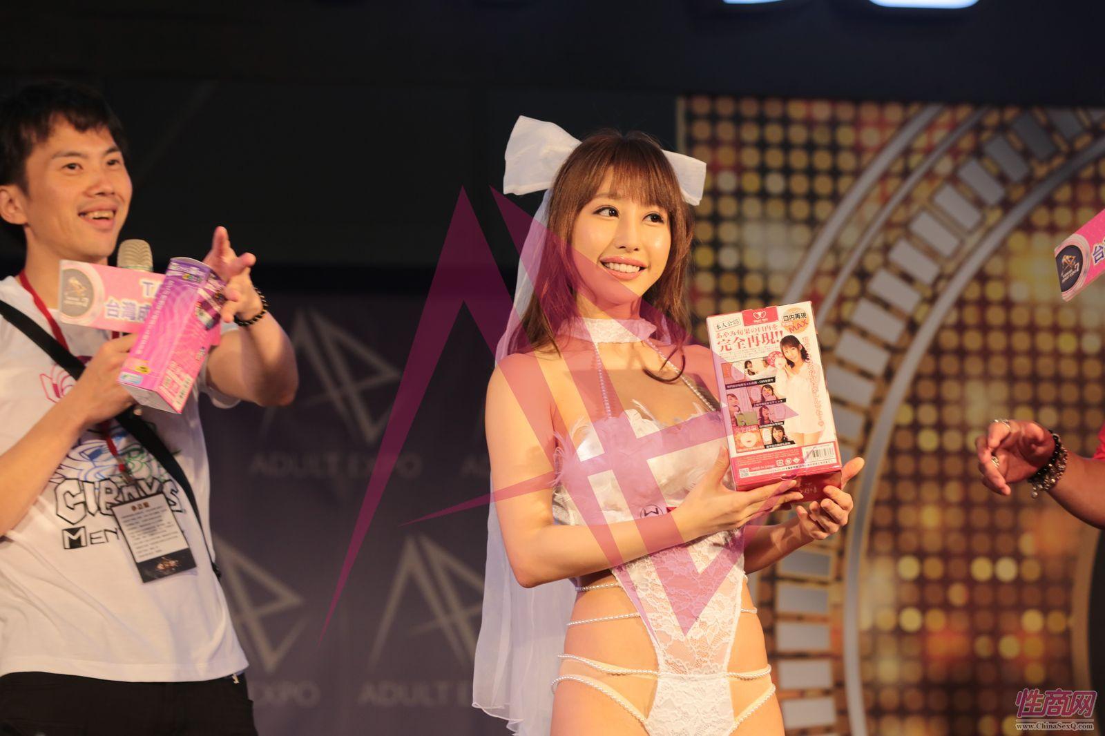 Men'sMax成为台湾成人博览一大亮点
