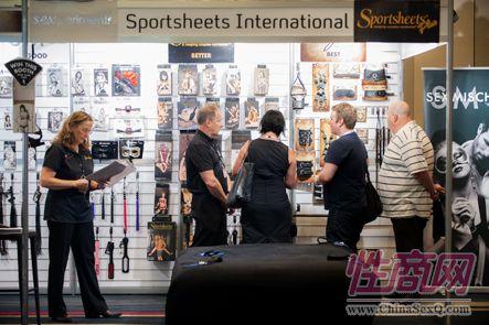 SportSheets展台