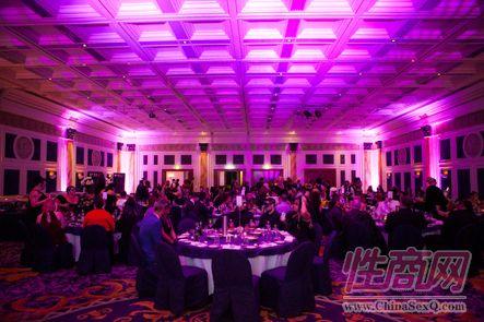 舞会的大厅