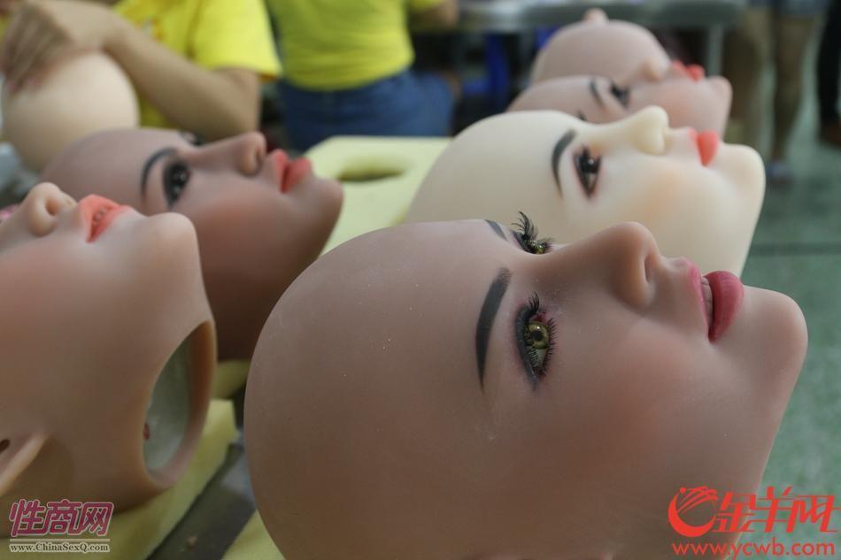 广东制造走出的隐形冠军,仿真娃娃触感跟真人一样