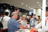 参加亚洲成人博览的采购商来自全球各地