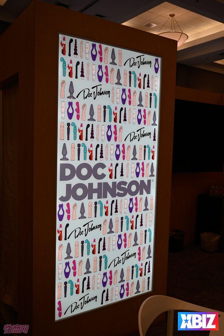 Doc Johnson 宣传墙