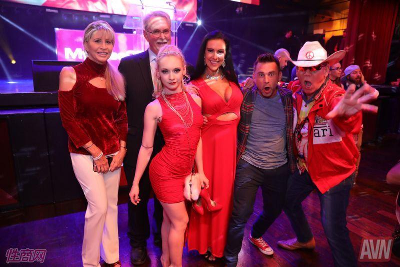 拉斯维加斯成人展AVN-提名派对 (30)