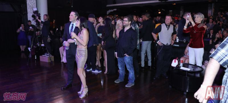 拉斯维加斯成人展AVN-提名派对 (39)