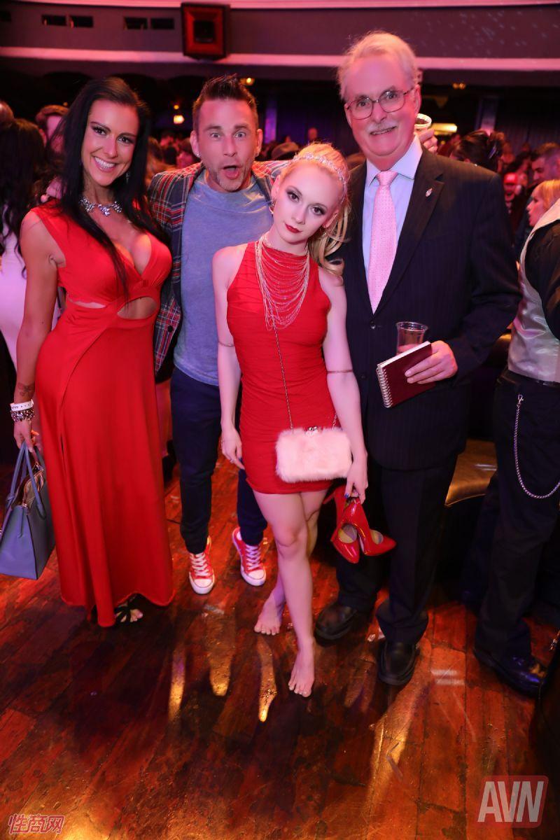 拉斯维加斯成人展AVN-提名派对 (42)