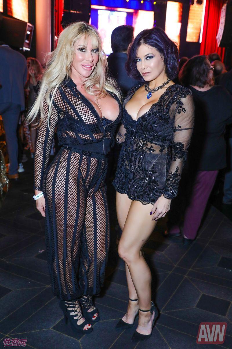 拉斯维加斯成人展AVN-提名派对 (47)
