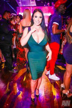 拉斯维加斯成人展AVN-提名派对 (10)