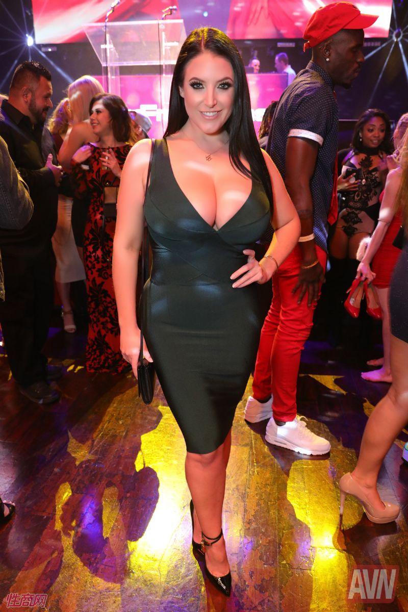 拉斯维加斯成人展AVN-提名派对 (12)