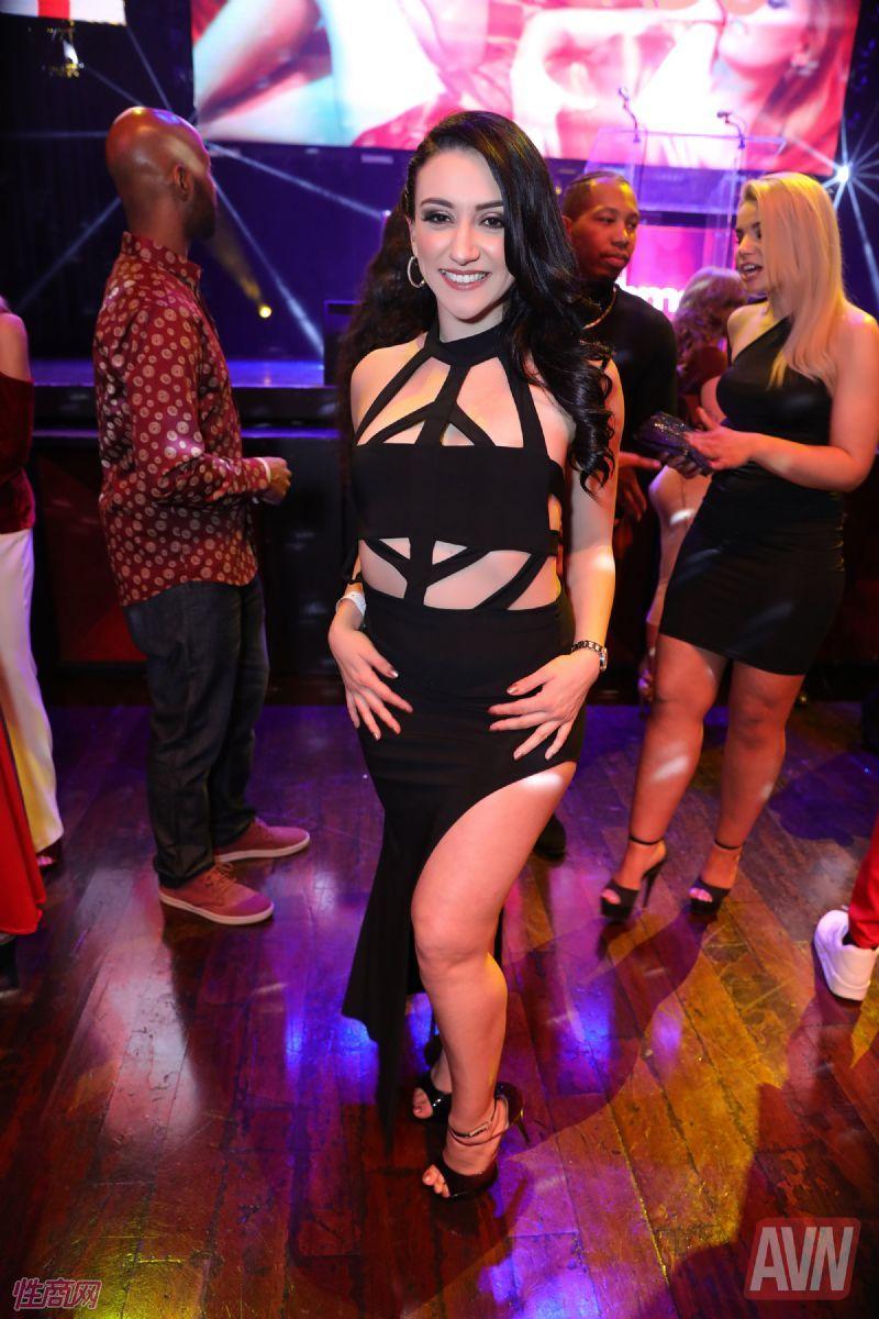 拉斯维加斯成人展AVN-提名派对 (15)