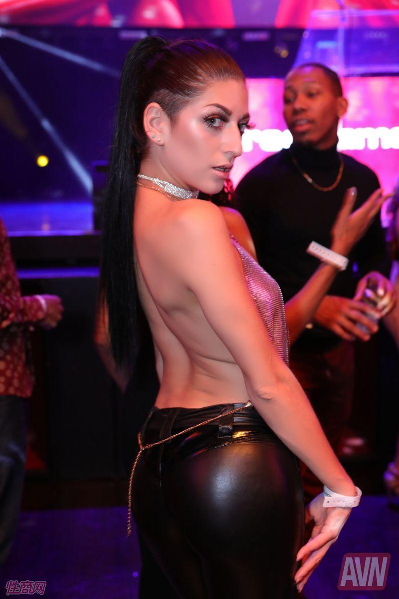 拉斯维加斯成人展AVN-提名派对 (16)