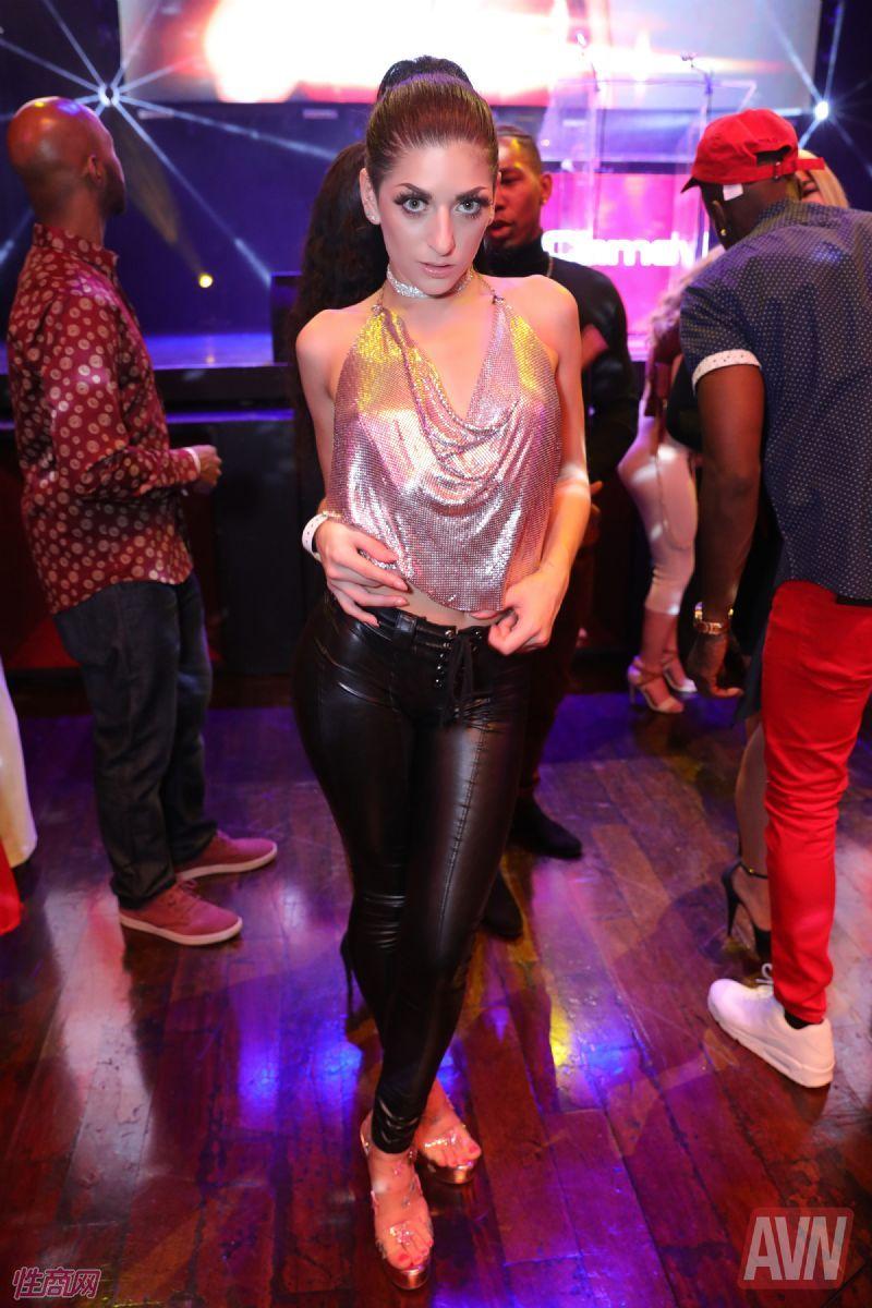 拉斯维加斯成人展AVN-提名派对 (20)