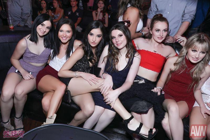 拉斯维加斯成人展AVN-提名派对 (28)