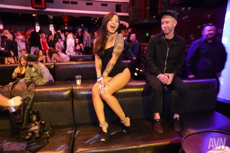 拉斯维加斯成人展AVN-提名派对 (29)