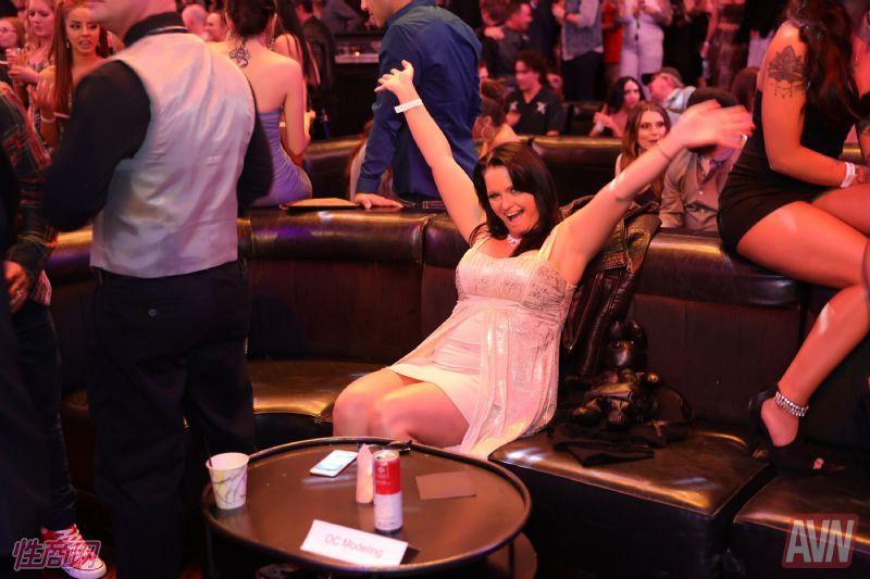 拉斯维加斯成人展AVN-提名派对 (38)