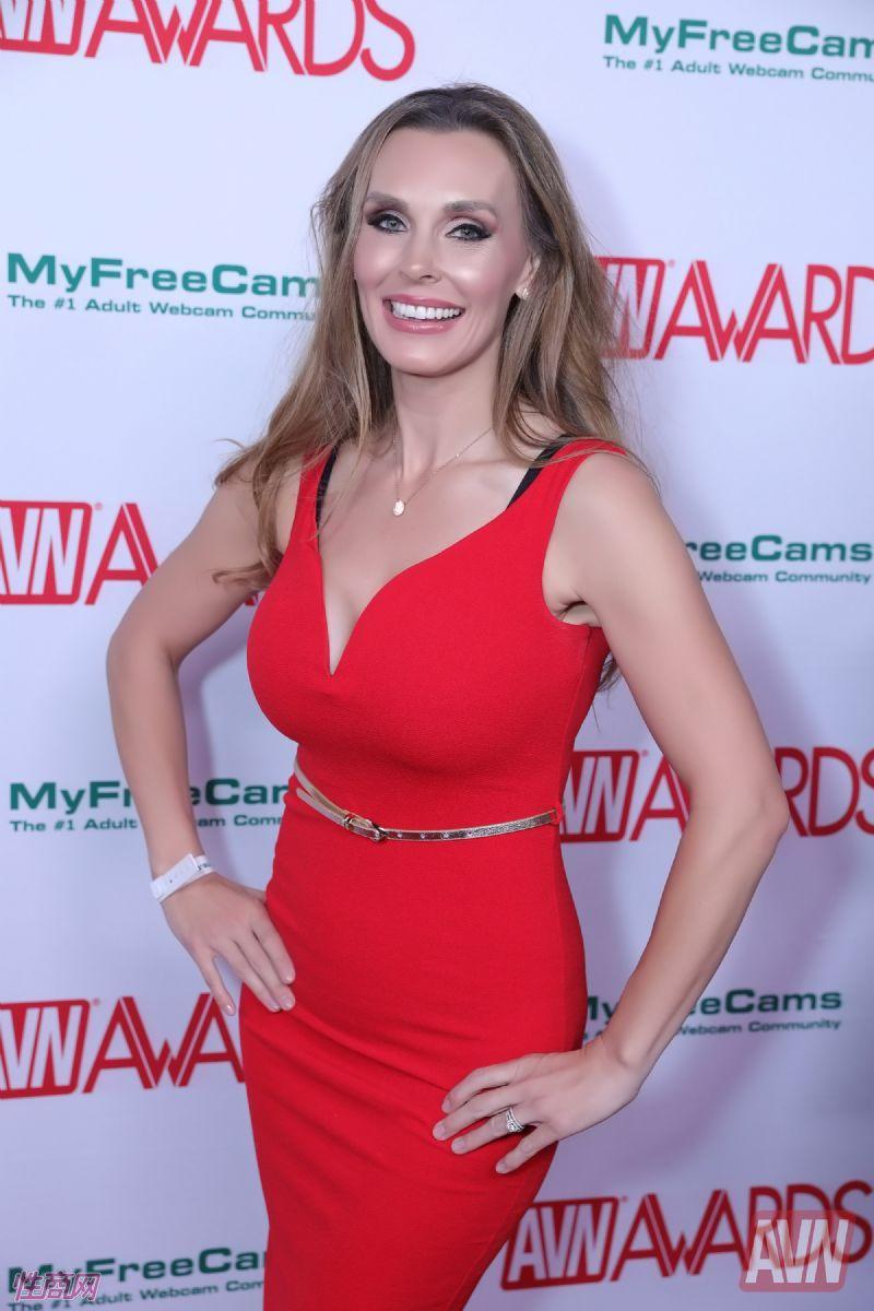 拉斯维加斯成人展AVN-提名派对 (6)