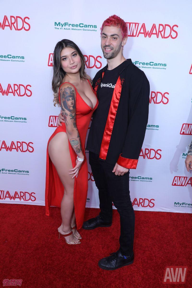 拉斯维加斯成人展AVN-提名派对 (14)