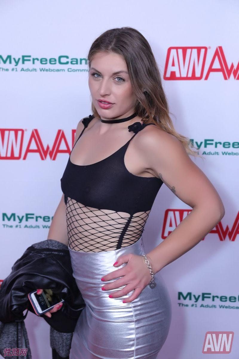 拉斯维加斯成人展AVN-提名派对 (23)